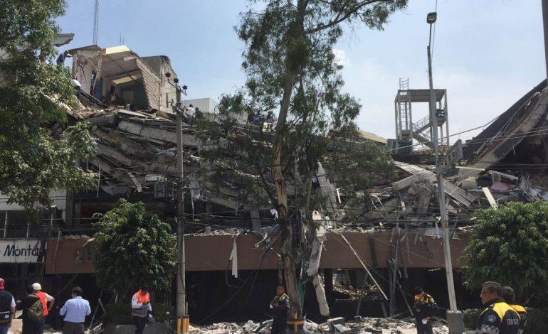 Մեքսիկայում երկրաշարժի հետևանքով զոհերի թիվն ավելանում է