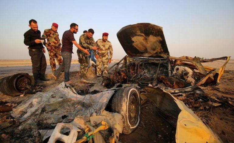 ՖՈՏՈՇԱՐՔ. Հերթական ահաբեկչությունը Իրաքում. կա առնվազը 60 զոհ