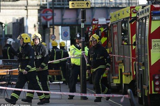 Ահաբեկչություն Լոնդոնի մետրոյում