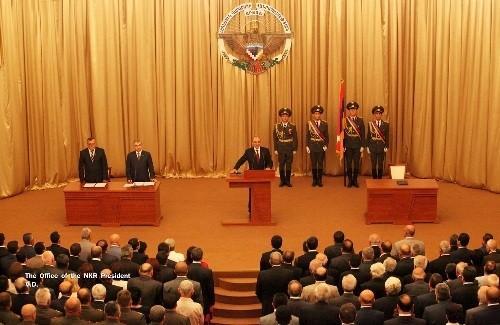 Այսօր տեղի կունենա Բակո Սահակյանի երդմնակալության արարողությունը