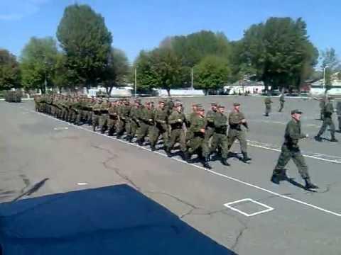 Ծեկռտուք Գյումրու ռուսական 102-րդ ռազմաբազայի ծառայողների միջև