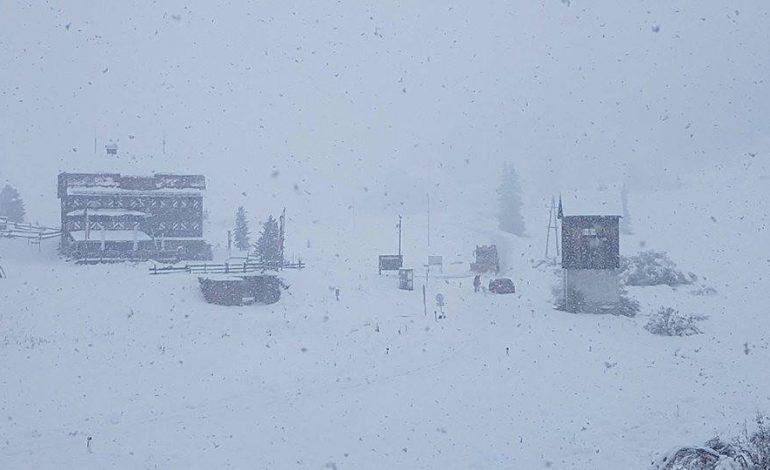 ՖՈՏՈ. Արևմտյան Եվրոպայի երկրների նախալեռնային շրջաններում առատ ձյուն է տեղում.Գագիկ Սուրենյան