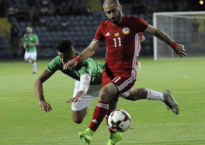 Արթուր Սարկիսովը չի մասնակցի Հայաստանի հավաքականի առաջիկա խաղերին