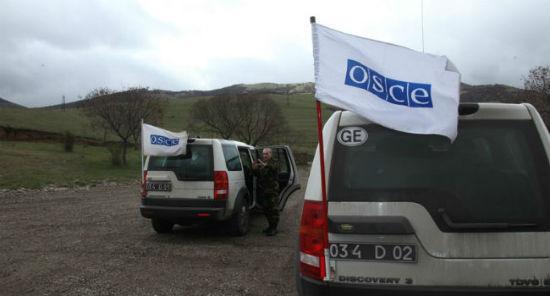 ԵԱՀԿ-ն դիտարկում է անցկացնելու Հադրութի շրջանի արևելյան ուղղությամբ