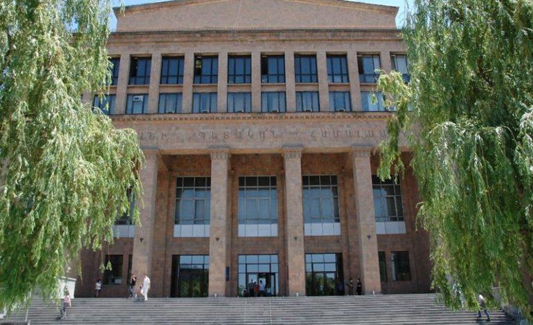 «Защитник гражданских прав»: В Ереванском госуниверситете нарушаются права человека