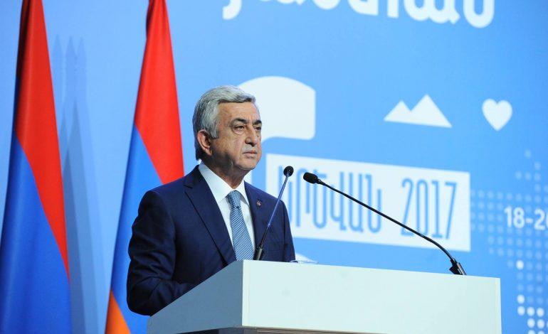 ՀՀ նախագահ. Ադրբեջանի վայրագությունների վերաբերյալ միջազգային դատարանները, համոզված եմ, դեռ իրենց վճիռները կկայացնեն