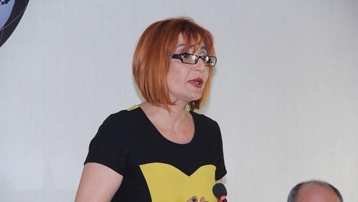 Սյուզան Ջաղինյանը Բաքվում փորձել է սադրել մեր հայ պատվիրակներին