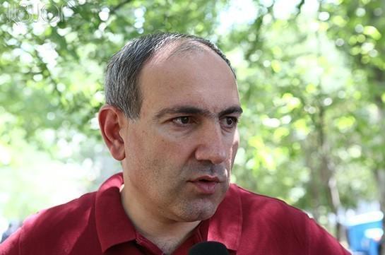 Նիկոլ Փաշինյանին թույլ չեն տվել հանդիպել Ժիրայր Սեֆիլյանին և Վարուժան Ավետիսյանին