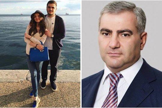 «Ժամանակ». Ո՞վ է Սամվել Կարապետյանի որդու հարսնացուն