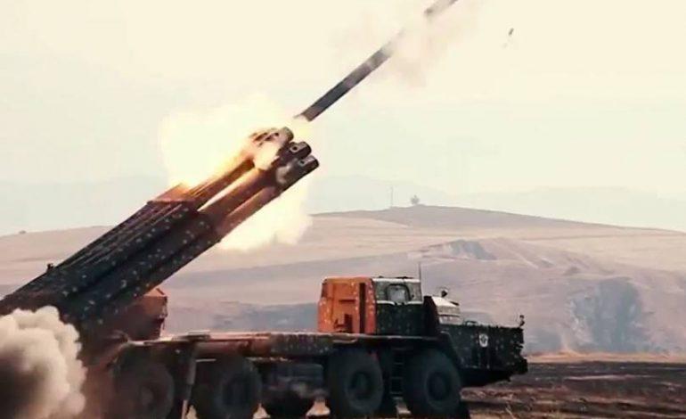 ՏԵՍԱՆՅՈՒԹ.  Հայաստանում  փորձարկել են մահաբեր «Սմերչի» համազարկերը