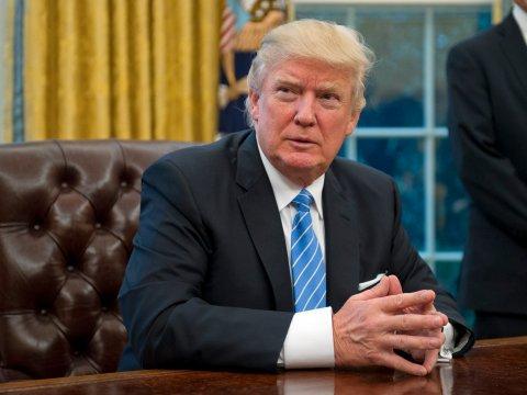 ԱՄՆ նախագահ Դոնալդ Թրամփը շնորհավորել է Սերժ Սարգսյանին