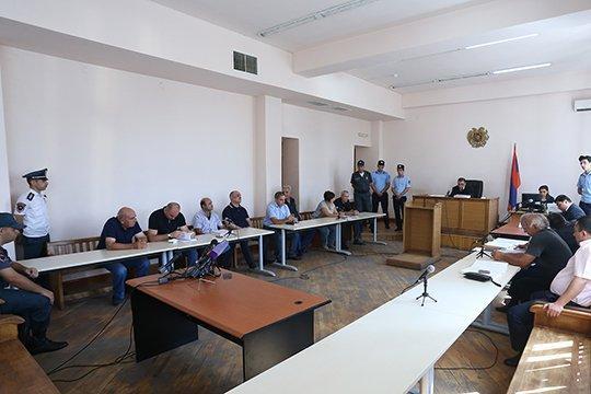 «Դիսպետչերը Մոսկվայում փաստաթղթերի փաթեթ փոխանցեց և ասաց, որ Երևանում կգան կվերցնեն» Սամվել Բաբայանի և մյուսների գործով վկա