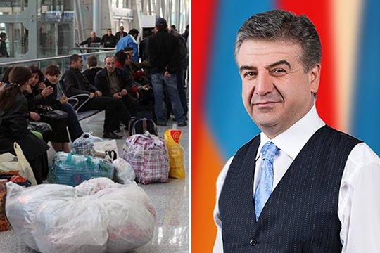 «Հայկական ժամանակ». Կարեն Կարապետյանի կառավարման մեկ տարին. Մարդիկ այժմ արտագաղթում են՝ տանելով տեղաշորերը