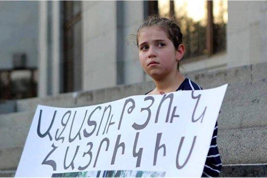 Բերման են ենթարկվել Կարո Եղնուկյանի երեխաներն ու «Հայ կանանց ճակատի» անդամները