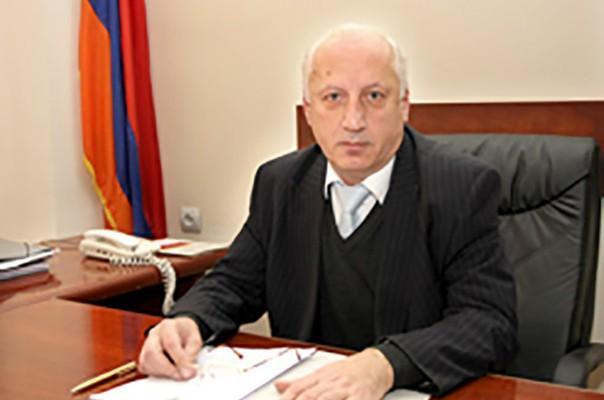 ՀՀ նախագահի հրամանով դադարեցվել է ՀՀ վարչական վերաքննիչ դատարանի դատավորի լիազորությունները