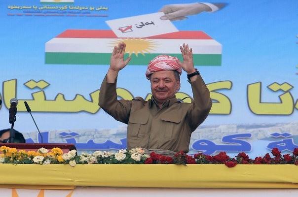 Իրաքյան Քրդստանում տոնում են անկախության հանրաքվեի ավարտը