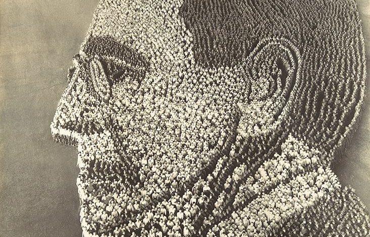 21.000 զինվոր իր մարմնով կազմել է գլխավոր հրամանատարի կիսանդրին