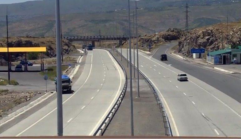 Երևան-Արտաշատ ճանապարհի մի հատվածում երթևեկությունը 12 ժամով կդադարեցվի