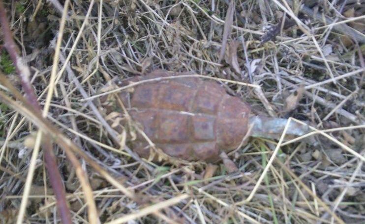 Արմավիրի մարզի դպրոցի տարածքում հայտնաբերվել է նռնակ