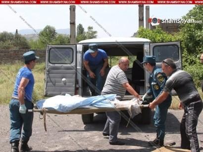 Լոռու մարզում 14-ամյա երեխան դպրոցի ֆուտբոլի դաշտի մոտ տրակտորի խցիկից ընկել և տեղում մահացել է