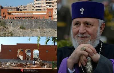 «ՀԺ». Եկեղեցին Երեւանի կենտրոնում մոտ 1.5 միլիոն դոլարով շքեղ շինություն է կառուցել