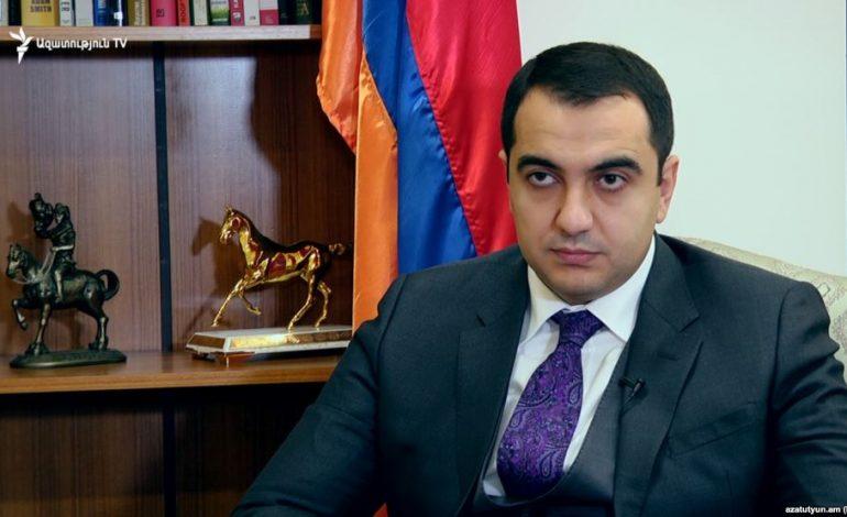 «Ժամանակ». Վարչապետի փեսայի լիազորությունները փոխվում են. նա վերահսկելու է գազային ոլորտը՝ ներառյալ Իրան-Հայաստան գազամուղը