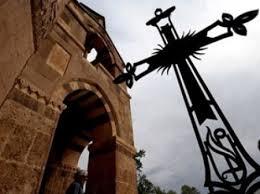 Հայ առաքելական եկեղեցին նշում է Խաչվերացի տոնը