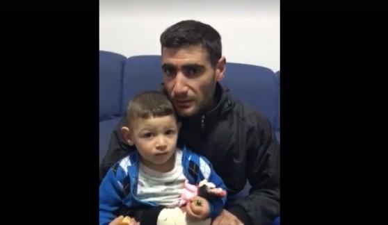ՏԵՍԱՆՅՈՒԹ. Ինչ է պատմում փրկված երեխայի հայրը