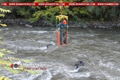 ՖՈՏՈՇԱՐՔ. Ողբերգական դեպք Լոռու մարզում. Դեբեդ գետում հայտնաբերվել է 52-ամյա տղամարդու դի