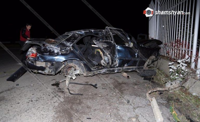 ՖՈՏՈՇԱՐՔ. Ողբերգական ավտովթար՝ Սևանի «Հարսնաքար» ռեստորանի մոտ. վարորդը՝ 37-ամյա բժիշկը, մահացել է