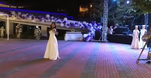 ՏԵՍԱՆՅՈՒԹ. Լևոն Արոնյանի կնոջ` Արիանայի հարսանեկան պարը հիստերիայի ալիք է բարձրացրել Ադրբեջանում