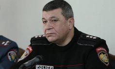Ոստիկանապետը նոր նշանակումներ է կատարել ոստիկանությունում