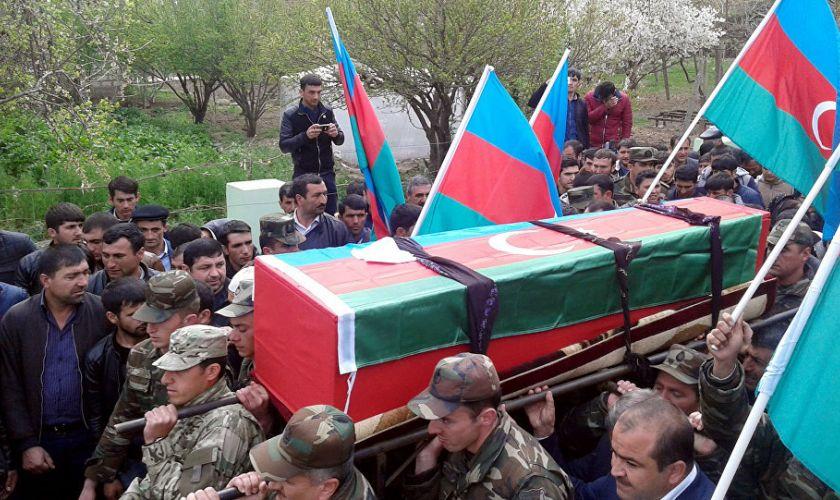 2003թ-2016թ ընկած ժամանակահատվածում Ադրբեջանի զինված ուժերը կորցրել են 1044 զինծառայող. CDSI