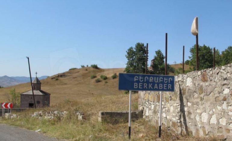 Ադրբեջանական զինուժը Բերքաբերում հուղարկավորության ժամանակ կրակ է բացել