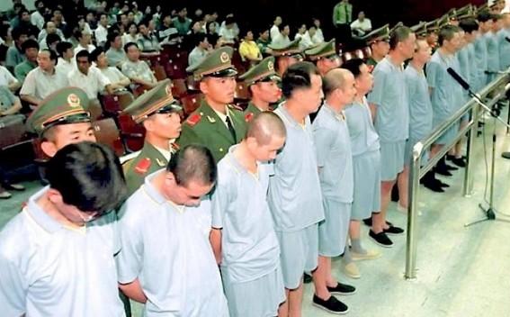 Չինաստանում կոռուպցիայի համար 125 հազար պաշտոնյա է պատժվել