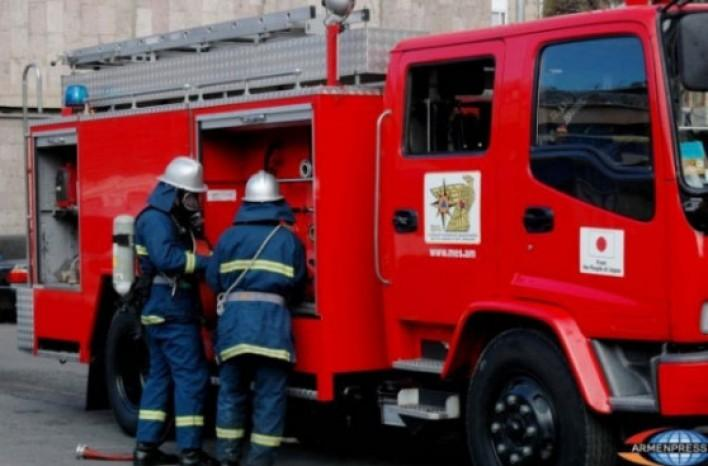 Հրդեհ Երևանում. տարհանվել է 16 բնակիչ