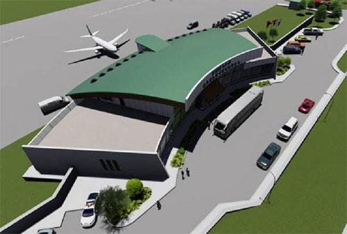 Կապանի օդանավակայանը կշահագործվի հաջորդ տարվա մայիսին
