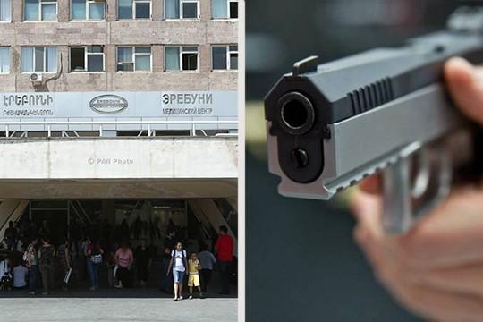 «Ժողովուրդ». Ականատեսը՝ «Էրեբունի» ԲԿ-ի մոտ տեղի ունեցած կրակոցների մասին