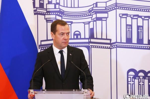 «Ժողովուրդ». ՌԴ վարչապետի շնորհիվ պարզվեց հերթական գազային սկանդալը