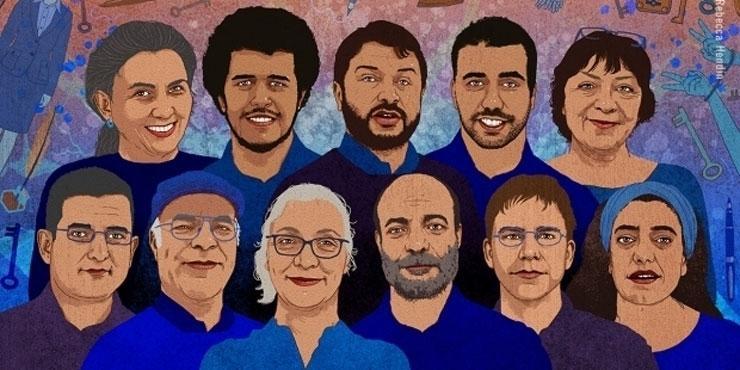 Թուրքիայում կալանավորված իրավապաշտպաններն ազատ են արձակվել