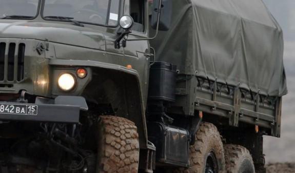 Սյունիքի մարզում ավտովթարից տուժած զինծառայողները լուրջ վնասվածքներ չեն ստացել