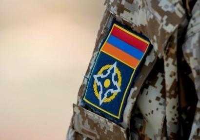 ՀՀ ՊՆ խաղաղապահ ստորաբաժանումը ՀՀ ԶՈՒ Իլ-76 ինքաթիռով մեկնել է Ղազախստան