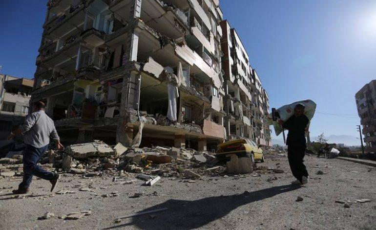 ՖՈՏՈՇԱՐՔ. Իրանի երկրաշարժի հետևանքները