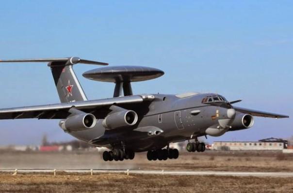 ՏԵՍԱՆՅՈՒԹ. Համացանցում հայտնվել է «թռչող ռադար» Ա-100-ի առաջին թռիչքի տեսագրությունը