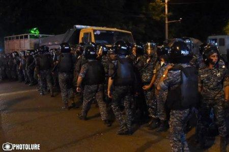 Տավուշի  ոստիկանությունը անցել է ուժեղացված ռեժիմի, մտավախությունը նոր գրոհն է
