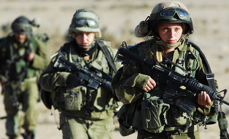 Իսրայելի պաշտպանության բանակի հրամանատարությունը սառեցրել է մարտական զորամասերում կանանց մոբիլիզացիան