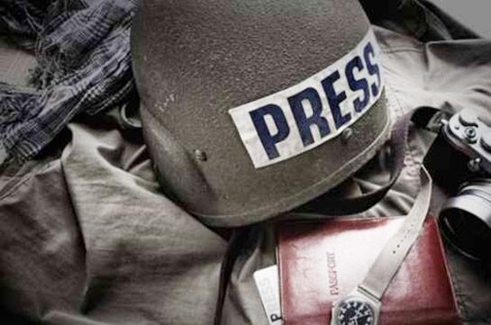 Սիրիայում ռուս լրագրողներ են վիրավորվել