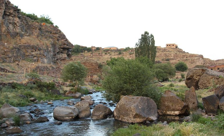 Քաղաքացին ընկել է Քասախ գետի կիրճը