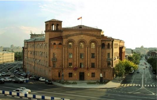Ոստիկանապետի խորհրդականն ազատվել է պաշտոնից