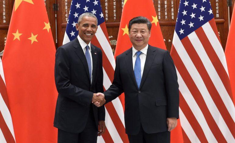 Թրամփը մեղադրում է Օբամային Չինաստանի հետ առևտրային դեֆիցիտի հետ կապված